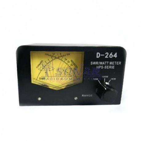 Miernik krzyżowy SWR D264 (26-30Mhz)