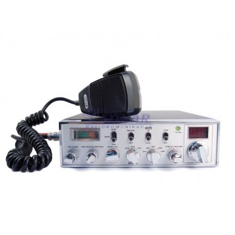 SUPERSTAR 3900 EXPORT AM/FM/SSB CZERWONY WYSWIETLACZ