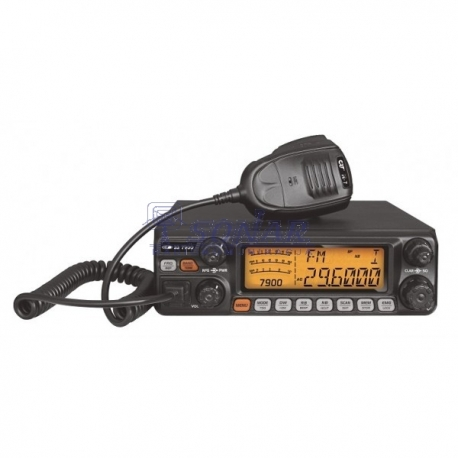 CRT SS-7900  AM/FM/LSB/USB RADIO