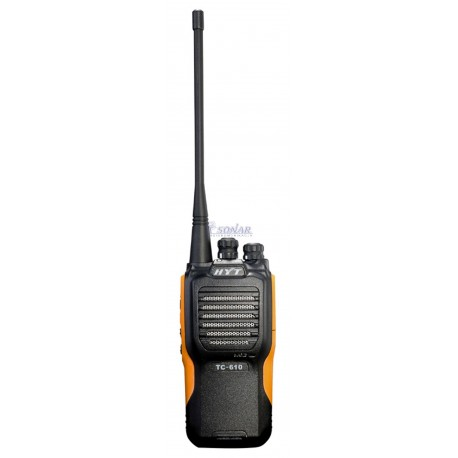 HYT TC610  Norma IP66 VHF