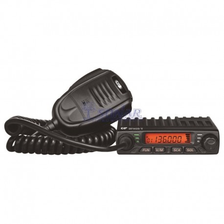 CRT Space com V  VHF 136-174MHz, 17W