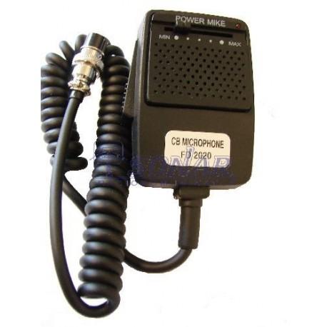FD-2020 Wzmocnienie Mikrofon
