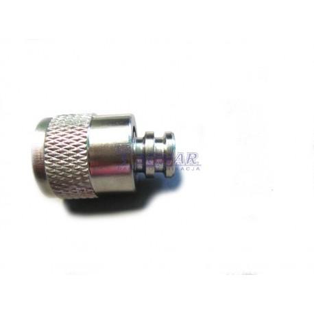 Wtyk UHF/UC1 z rantem