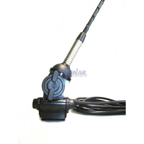 Zestaw: antena Delta z uchwytem typu rynna
