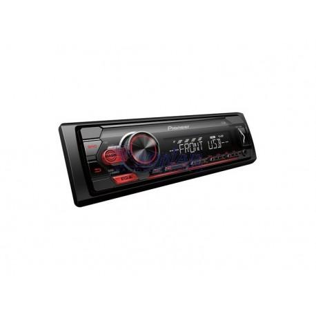 Radio samochodowe Pioneer MVH-S110 UB, bez CD/USB Red