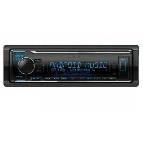 Radio samochodowe Kenwood KMM-124 bez CD/USD Multi color