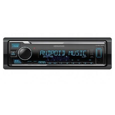 Radio samochodowe  Kenwood KMM 125 bez CD/USB