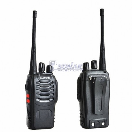 Baofeng BF 888 Twin Pack 400-40 MHz 2 szt.