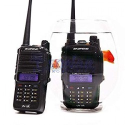 Baofeng UV 8R VHF/UHF IP67