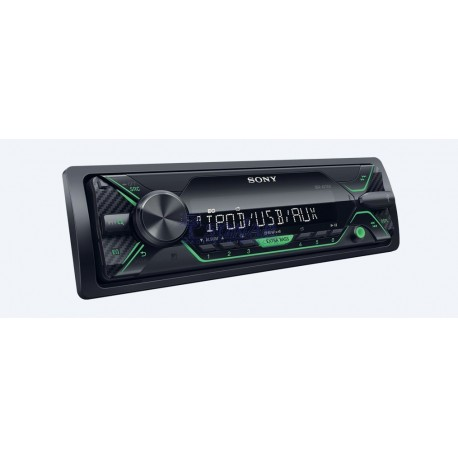 Radio samochodowe Sonay DSX A12 Ui bez CD/USB Zielone podświetlenie