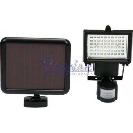 YT-81860 REFLEKTOR LED SOLARNY 4W Z CZUJNIKIEM RUCHU