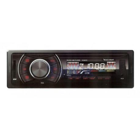 RADIO SAMOCHODOWE VK-6215 BT RED