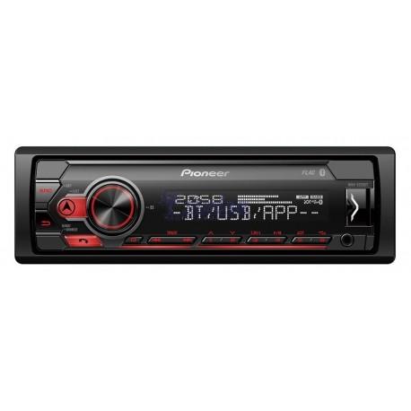RADIO SAMOCHODOWE PIONEER MVH -S320 BT BEZ CD   Z USB+BT
