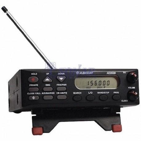 AE-355 SKANER 25-960 MHz AM/FM/CB/AIR/VHF/UHF
