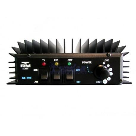 KL-405 Wzmacniacz 200/400W RM