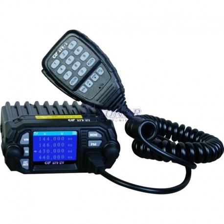 CRT 279 UV LCD  (VHF/UHF)
