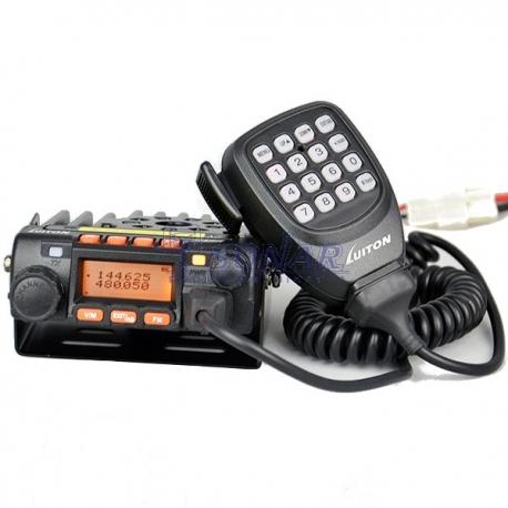 Radio LUITON  LT-825 UV,  VHF/UHF Mobile