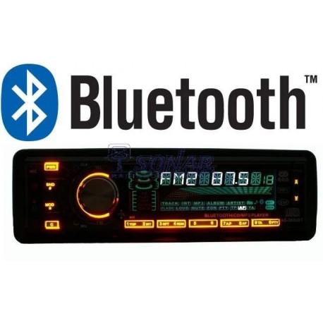 RADIO SAMOCHODOWE DALCO AS-3550 CD/MP3+BT+RDS+PILOT BEZ USB