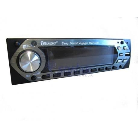 Radio samochodowe Voyager BT+CD+USB+SD/RDS
