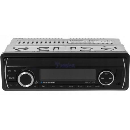 RADIO SAMOCHODOWE BLAUPUNKT TOKYO 110 Z USB+SD, BEZ CD