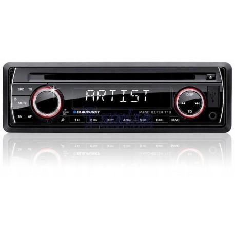 RADIO SAMOCHODOWE BLAUPUNKT MANCHESTER 110 CD+USB+SD
