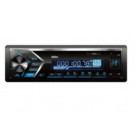 Radio samochodowe Xblitz RF200 BT/USB/SD/AUX