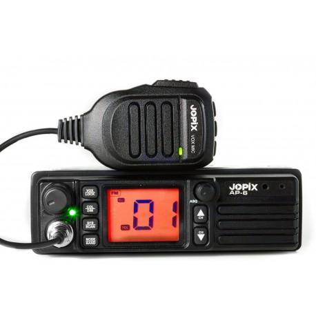 Jopix  AP 6 AM/FM 12/24V, VOX, 1DIN
