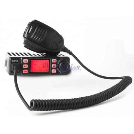 JOPIX GS-30 AM/FM 12/24 ASQ/RF-GAIN LCD 6 KOLORÓW