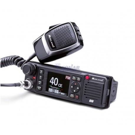 Radio Midland  M88 12/24V DIN