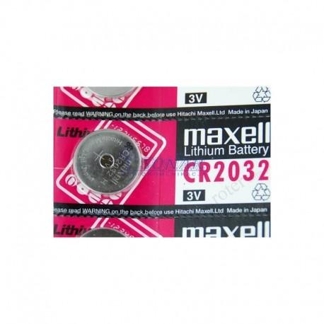 Bateria CR 2032 Maxell