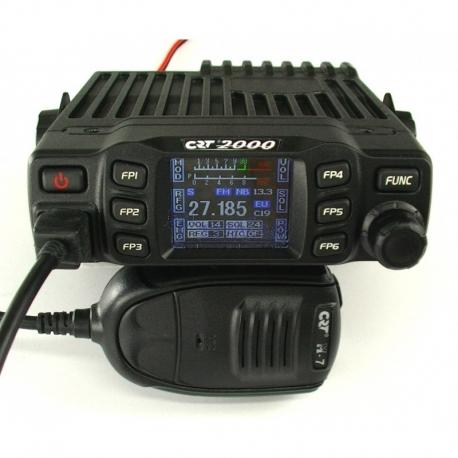RADIO CB  CRT 2000
