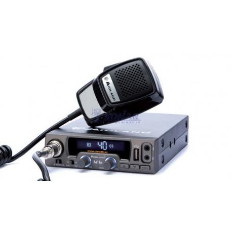 ALAN MIDLAND M10 AM/FM USB (BT Ready))