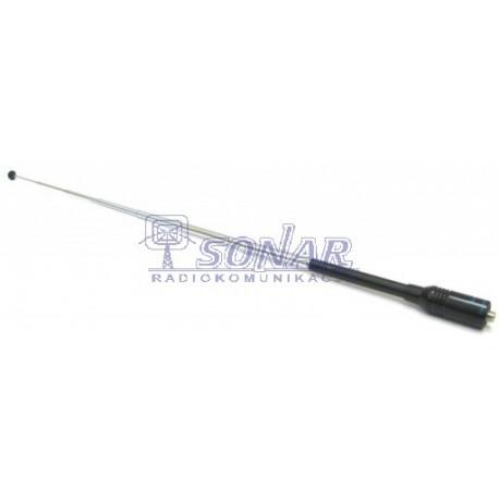 NAGOYA NA-773  SMA-FEMALE (VHF/UHF) TELESKOP, do UV-5R/82 39cm
