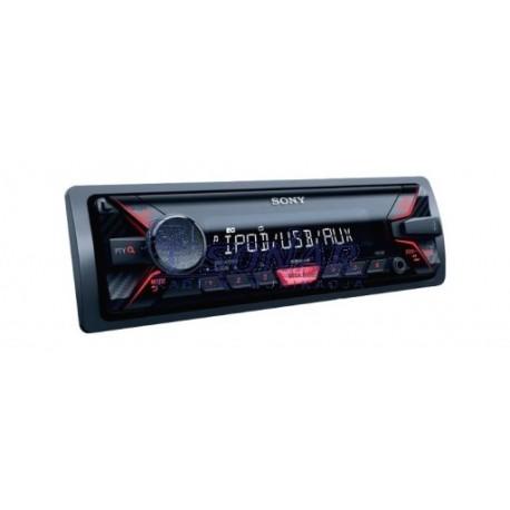RADIO SAMOCHODOWE SONY DSX-A200 UI BEZ CD/USB RED