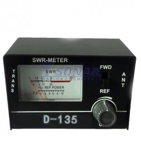 Miernik SWR D135